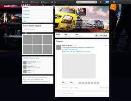 nº 41 pour Design a Banner, a Background & Profile Image for Twitter Account par linhsau1122