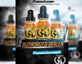 #24 cho Poster Design for Connoisseur eJuice bởi tahira11