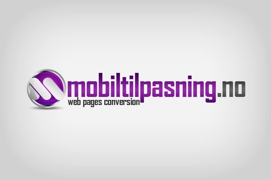 Konkurrenceindlæg #378 for Logo Design for www.MobilTilpasning.no