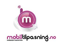 #333 для Logo Design for www.MobilTilpasning.no от vinayvijayan