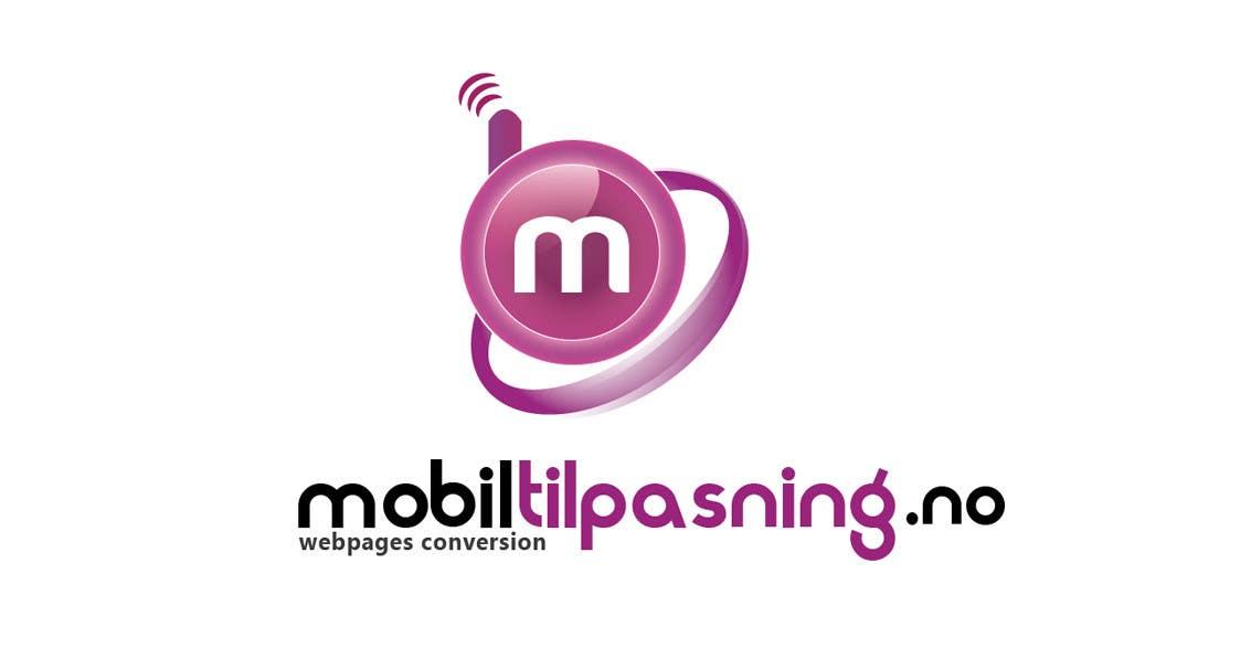 Penyertaan Peraduan #                                        309                                      untuk                                         Logo Design for www.MobilTilpasning.no