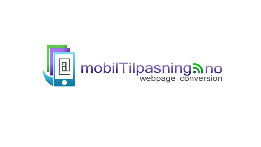 Penyertaan Peraduan #                                        420                                      untuk                                         Logo Design for www.MobilTilpasning.no