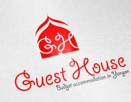 #52 para Logo for a Guest House in Myanmar por wilfridosuero