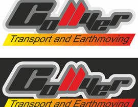 #18 cho Design a Logo for Collyer Transport and Earthmoving bởi moilyp