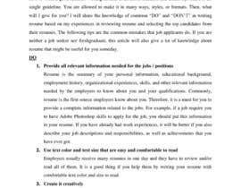 Ngie22 tarafından Write some Articles için no 4