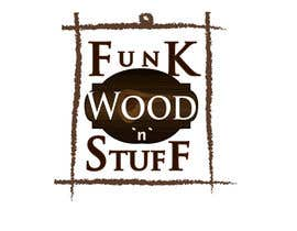 #19 for Design a Logo for Funky Wood 'n' Stuff by carligeanu