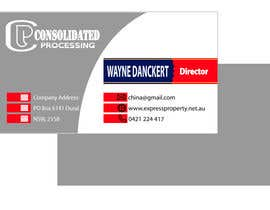 #24 for Design Some Business Cards by greenuniversetec