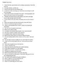 susanbrock tarafından Need One Line Quotes için no 28