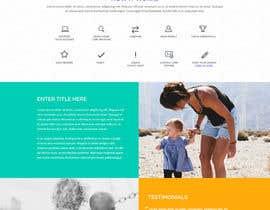 lysbuenavista09 tarafından Design of home page plus 2 main pages in Photoshop için no 17