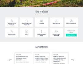 pixelwebplanet tarafından Design of home page plus 2 main pages in Photoshop için no 19