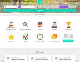 pixelwebplanet tarafından Design of home page plus 2 main pages in Photoshop için no 20