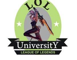 nº 21 pour Design a Logo for my League of Legends Website in Photoshop par Wagner2013