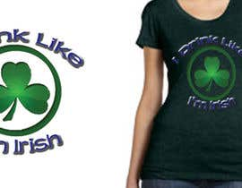 nº 9 pour Design a T-Shirt for St. Patty's Day par Zainmerchant5029