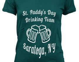 nº 2 pour Design a T-Shirt for St. Paddy's Day Drinking Team par Carlitacro