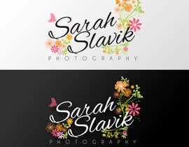 #106 para Design a Logo for Sarah Slavik Photography por Mechaion