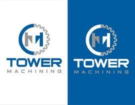 #33 for Design a Logo & Banner for Machining Company by YONWORKS