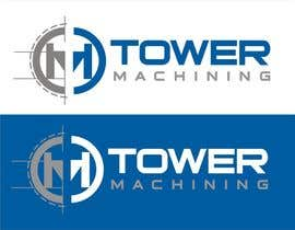 #35 for Design a Logo & Banner for Machining Company by YONWORKS