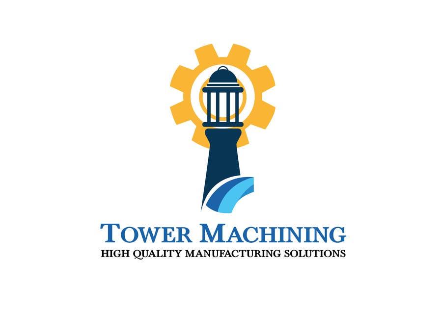 Konkurrenceindlæg #36 for Design a Logo & Banner for Machining Company