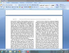 nº 23 pour Review english translation of science paper (needed computational skills) par bohorquez866