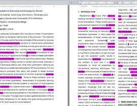 nº 29 pour Review english translation of science paper (needed computational skills) par juliateterko