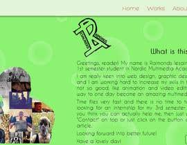 #2 para Создание веб-сайта для общественной организации por Neoner