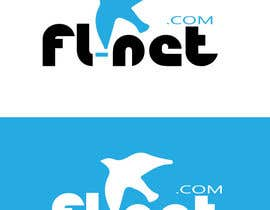 #42 para Design a logo for FL-NET por nosifbar