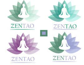 Nro 55 kilpailuun Design a Logo for  ZENTAO - repost käyttäjältä stamarazvan007