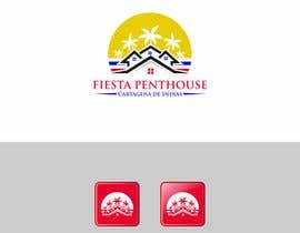 Geelator tarafından LOGO & Favicon for FiestaPenthouse Luxury Penthouse Rental Web Site için no 20