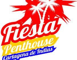 Feladio tarafından LOGO & Favicon for FiestaPenthouse Luxury Penthouse Rental Web Site için no 14
