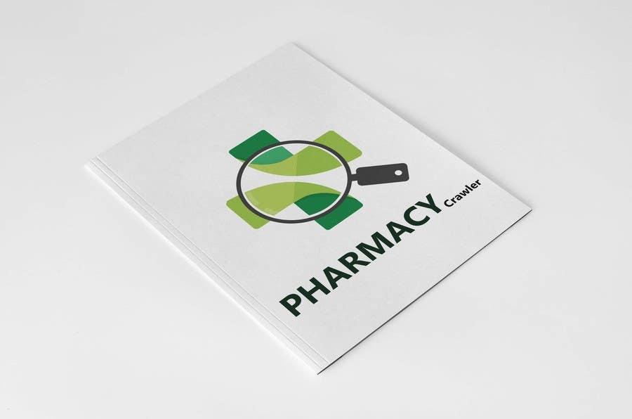 Kilpailutyö #99 kilpailussa Design a logo for a pharmaceutical product search engine