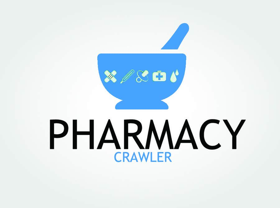 Kilpailutyö #94 kilpailussa Design a logo for a pharmaceutical product search engine