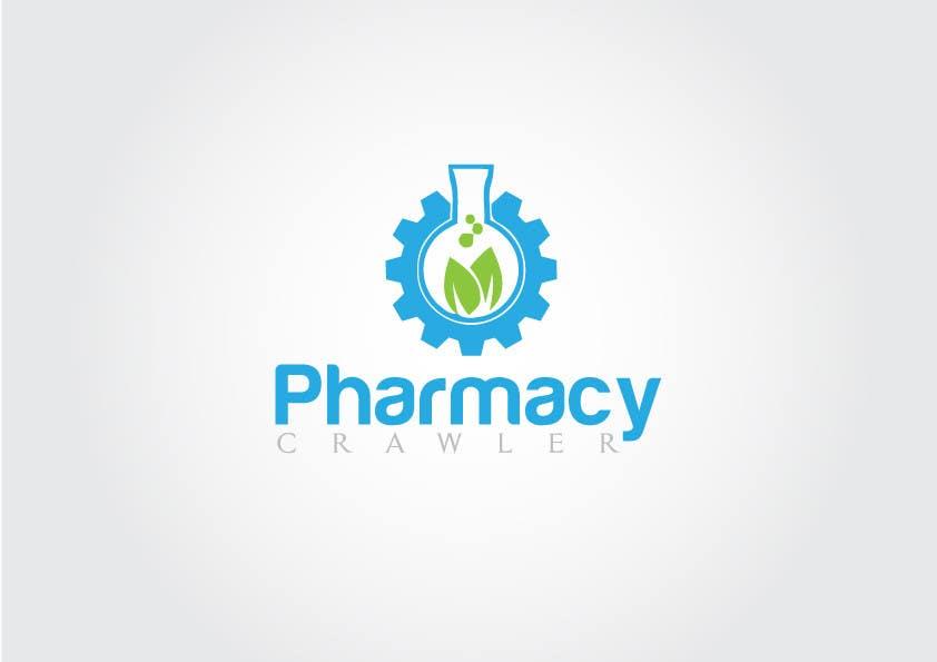 Kilpailutyö #84 kilpailussa Design a logo for a pharmaceutical product search engine