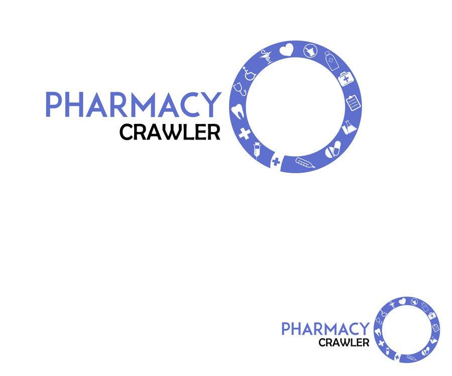 Kilpailutyö #141 kilpailussa Design a logo for a pharmaceutical product search engine