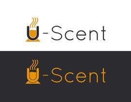 "Atiqrtj tarafından Design a Logo for ""u-Scent"" için no 45"