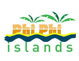 nº 3 pour Design a Logo for Tropical Island Travel Website par PikaXeD