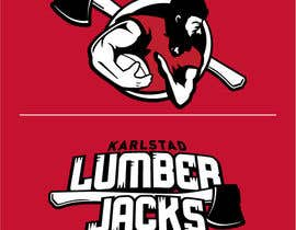 nº 15 pour Design a Logo for Karlstad Lumberjacks - American Football Team (NOT Soccer) par ReflexJustin