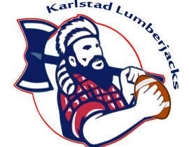#12 for Design a Logo for Karlstad Lumberjacks - American Football Team (NOT Soccer) af joseluiselp