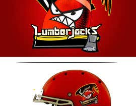 #13 for Design a Logo for Karlstad Lumberjacks - American Football Team (NOT Soccer) af Moesaif