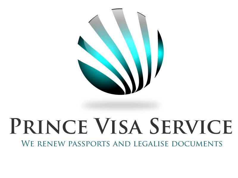 Bài tham dự cuộc thi #283 cho Logo Design for Prince Visa Service