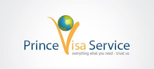 Contest Entry #231 for Logo Design for Prince Visa Service
