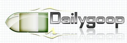 Kilpailutyö #5 kilpailussa Design a Logo for http://dailygoop.com