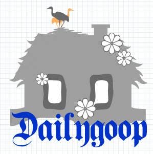 Kilpailutyö #7 kilpailussa Design a Logo for http://dailygoop.com