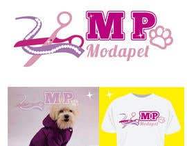TeresaGM73 tarafından Diseñar un logotipo para moda Canina Felina için no 25