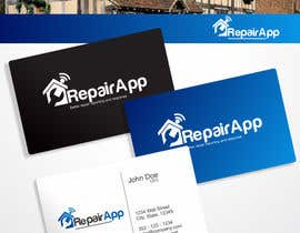 #488 para Logo Design for RepairApp por ulogo