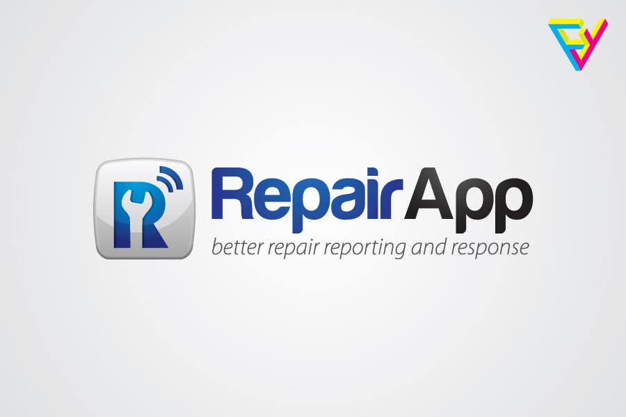 #227 for Logo Design for RepairApp by Ferrignoadv