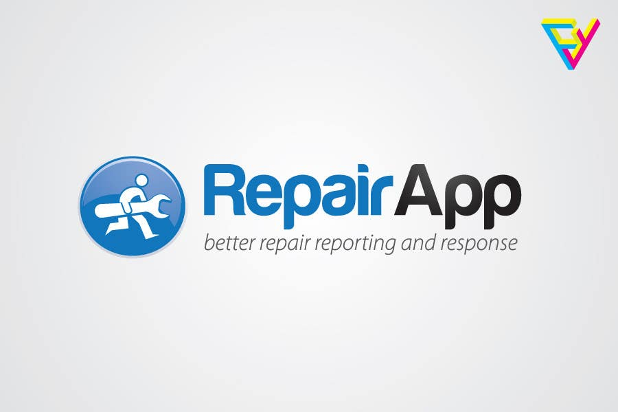 #352 for Logo Design for RepairApp by Ferrignoadv
