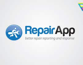 #352 для Logo Design for RepairApp от Ferrignoadv