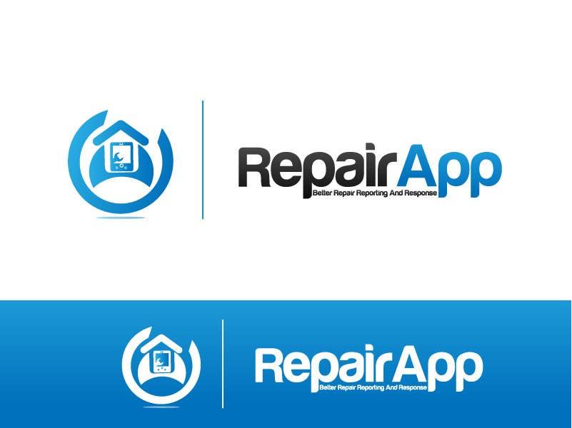 #304 for Logo Design for RepairApp by rraja14