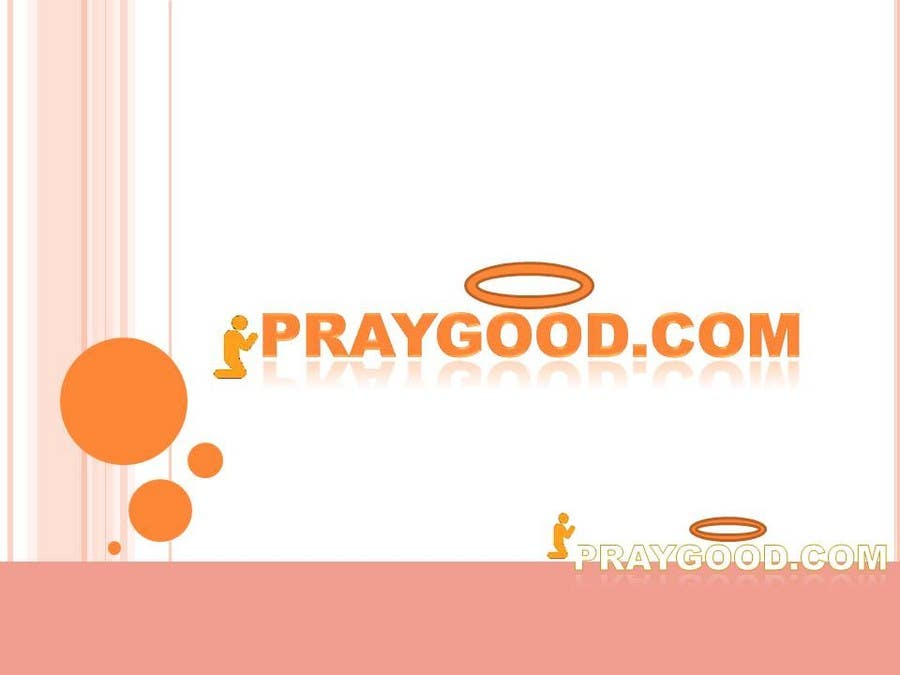 Конкурсная заявка №115 для Logo Design for praygood.com
