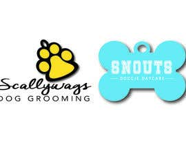 nº 19 pour Design 2 logos for dog care company par stephaniestoyko
